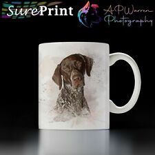 More details for pointer watercolour mug / selection of coloured mugs to choose from