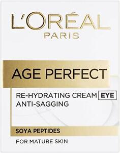 L'Oreal Paris Age Perfect Re-Hydrating Eye Cream 15ml
