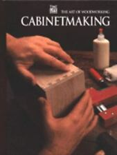 Cabinetmaking (The Art of Woodworking), ,0809499045, Book, Good