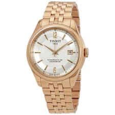 Tissot Ballade Automatic Chronometer Silver Dial Men's Watch T108.408.33.037.00