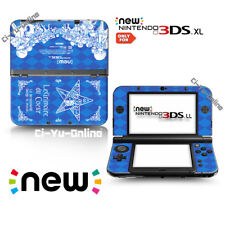 [new 3DS XL] Persona Q Blue VINYL SKIN STICKER DECAL COVER