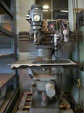 Bridgeport J Head Series True Trace Controlpath Automatic 360