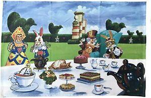 Alice in Wonderland Tea Towel - Alice in Wonderland Gift - N5-TT