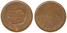 CINA 10 CASH 1902-05 KIANGSU KIANGSOO PROVINCE #4977
