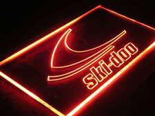 220087 Ski House Rent Sales Skier Snowboard SPECIAL Display LED Light Sign