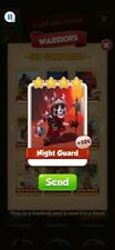 Coin Master Cards Night Guard 10X