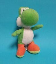 TM45 Super Mario Bros Plüsch YOSHI MAGENTA ca 21cm hängbar W2