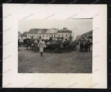 Thorn-Toruń-Kujawien-Pommern-Polen-Wehrmacht-Land-Leute-Bauern-Volk-