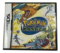 Pokemon Ranger Nintendo DS 2006 Complete Tested Works Authentic