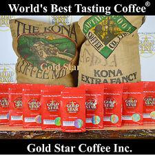 10 lb - 100% Hawaiian Kona Coffee Extra Fancy  - World's Best Tasting Coffee