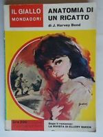 Anatomia di un ricatto	Bond Harvey	Mondadori	giallo	718 chicago caligari mabuse