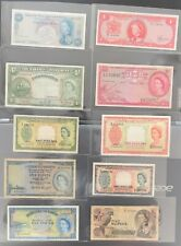 Queen Elizabeth II - World Banknotes Collection (98 Notes)