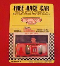 BILL ELLIOTT #11 FORD THUNDERBIRD Racing Champions 1992 Milkhouse Cheese Promo