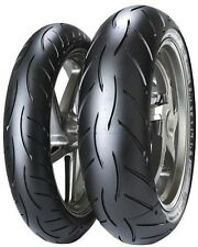 METZELER M5 120/70-17 + 180/55-17 *FREE POST* MOTORCYCLE TYRES