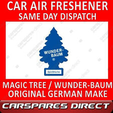 MAGIC TREE CAR AIR FRESHENER FRESH SPORTS ORIGINAL & BEST - WUNDER-BAUM NEW