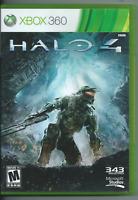 🔥🔥🔥Halo 4 (Xbox 360, 2012) (No Manual) 🎮🎮🎮