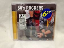 Rare Best Of 80's Rockers 2009 Sony Music Entertainment NEW               cd4577