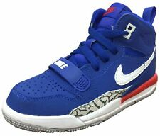 Jordan Legacy 312 Bright Blue/White (Ps)
