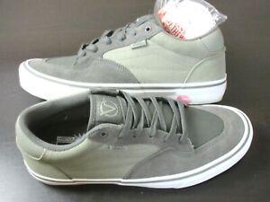 Vans Men's Rowan Zorilla Pro Granite Rock Skate shoes Suede Canvas size 9.5 NEW