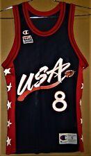 SCOTTIE PIPPEN 1992 USA OLYMPIC BASKETBALL JERSEY