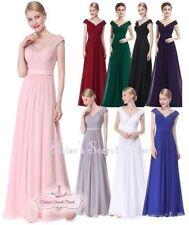 Chiffon Long Embellished Dresses for Women
