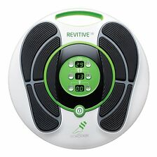 Circulation Booster Medical Device Relief Health Care Leg Therapy Pain Muscle