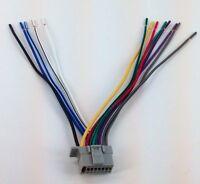 xtenzi wiring harness for alpine cde 100 cde-110 reciver indash radio