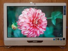 """MSI 21.5"""" inch All-in-One Touch Screen Full HD HDMI 5.1ch Audio with SRS Nvidia"""