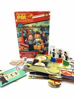 POSTMAN PAT CHILDREN'S BOARD GAME MAYHEM AT THE SORTING OFFICE CHRISTMAS TOY