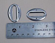 """1.5"""" Aluminum Roman Number """"0"""", Box of 100 - 10031209"""