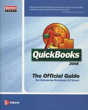 QuickBooks 2005 The Official Guide for Enterprise Solutions 5.0 Users