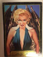 Sports Time Trading Card - 1995 - Marilyn Monroe - No 105 starburst earrings 2