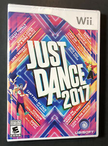 Just Dance 2017 (Wii) NEW