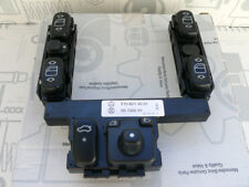 Genuine Mercedes Power Window Switch Array W210 complete 2108214051 NEW IN BOX!