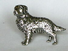 Golden Retriever Dog Hunting Fine Pewter Cufflinks Gift Mens Jewellery Boxed