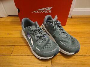 ALTRA Women's AL0A5484 Paradigm 6 Road Running Shoe Gray Purple Size 8