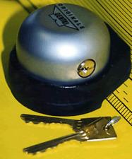Lucchetto Gentili a campana applicazione per serranda sistema S/F cod 514