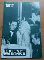 """NFP-Filmprogramm: MADONNA in der Film-Dokumentation """"In Bed with Madonna"""" #199"""