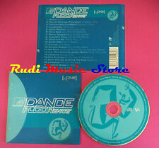 CD mtv dance floor chart vol1 Compilation jestofunk storm no mc vhs dvd(C36*)