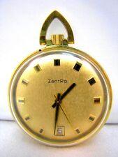 Hau Zentra molto alta qualità orologio da tasca CALIBRO PUW 461 GERMANY D.B. G.M. 1969