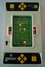 Vintage 1979 Entex Electronics Handheld Electronic Soccer Game - Tested Works