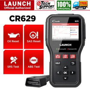 LAUNCH CR629 OBD2 Lecteur de code Scanner Diagnostic des pannes ABS SRS Outil