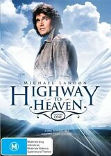 Highway To Heaven : Season 1 (DVD, 2008, 6-Disc Set)