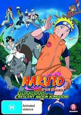 Naruto the Movie 03 - Guardians of the Crescent Moon Kingdom (DVD, 2009)