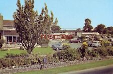BRECON, WALES, UK - BISHOP'S MEADOW RESTAURANT AND MOTEL owned by Mr & Mrs Perry