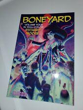 2004 BONEYARD Volume Four NBM TPB SC NM Richard Moore