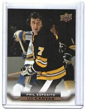 Phil Esposito 2015-16 Upper Deck Canvas Card #C245