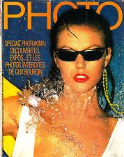 French PHOTO #132 09/1978 GUY BOURDIN Helmut Newton SHINZO MAEDA Mike Disfarmer