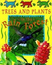 Trees and Plants in the Rain Forest (Deep in the Rain Forest)-ExLibrary