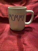 New RAE DUNN Artisan Collection Mommy Mug By Magenta  LL Pink Inside